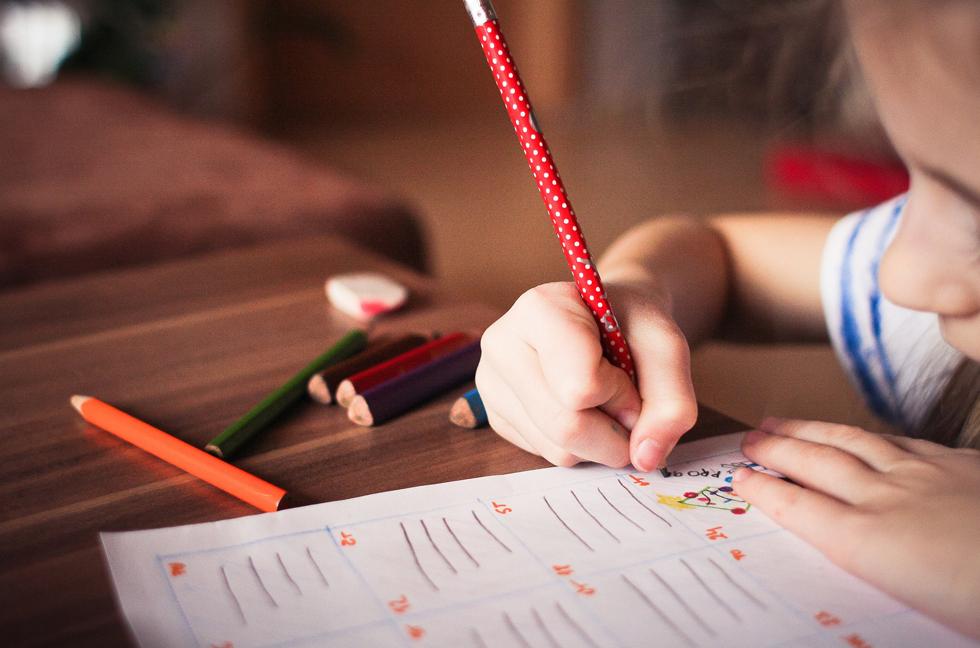 Schreiben lernen leicht gemacht!