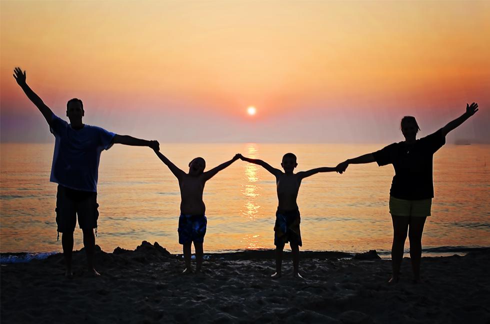 Grenzen setzen - Die drei besten Tipps für ein harmonisches Familienleben!