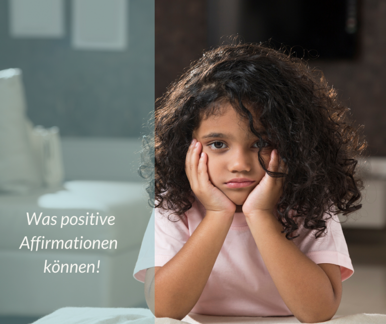 positive Affirmationen für Kinder
