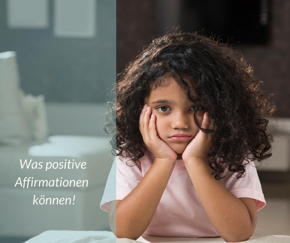 positive Affirmationen für Kinder